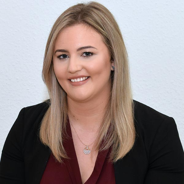 Hannah Hindle Paralegal PHH Solicitors Lancashire