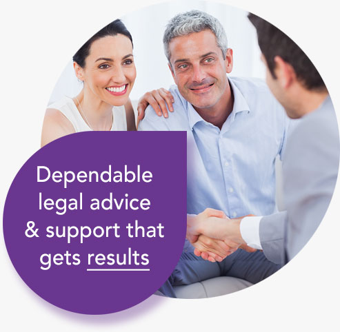 Legal Advice & Support