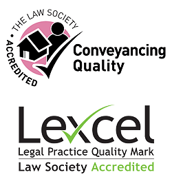 Image of Law Society Conveyancing Quality Accreditation Logo
