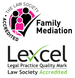 Law Society Personal Family Mediation Accreditation logo